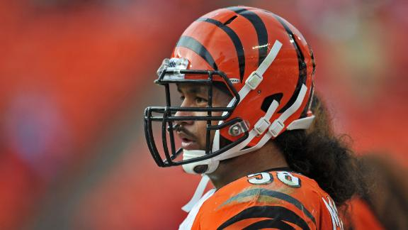 Video - Maualuga Re-Signs With Bengals