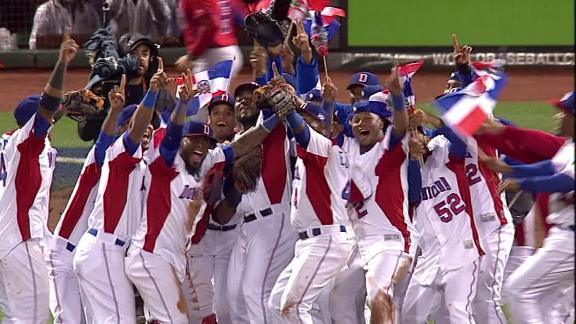 Video - Dominican Republic Wins World Baseball Classic
