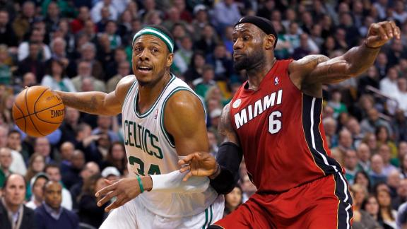 Video - Celtics Biggest Threat To Heat In East?