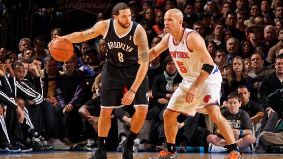Video - New York Hot Button: Knicks or Nets Win Atlantic Division?