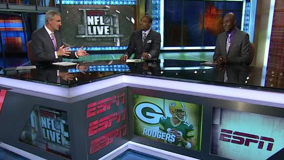 Video - NFL Live OT: Pack Want To Lock Up Rodgers