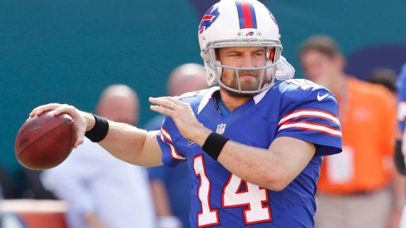 Source: Titans agree with ex-Bills QB Fitzpatrick
