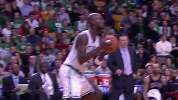 Garnett returns to Celtics' lineup vs. Hornets