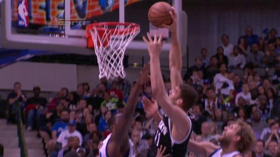 Video - Lopez dominates with season high 38 points