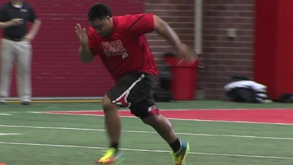 Utah DT Lotulelei impresses scouts at pro day