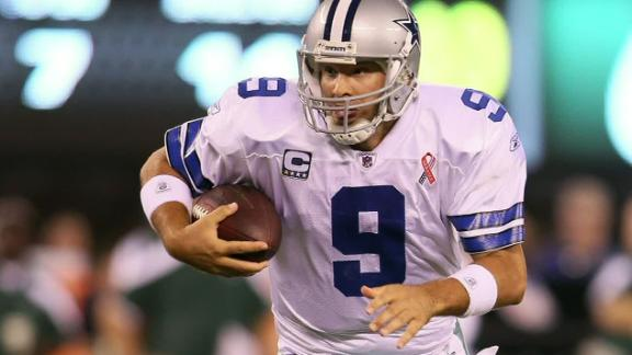 Jones: Cowboys' talks with Romo heating up