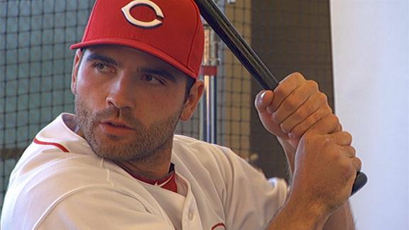 Video - ESPN The Mag: Joey Votto