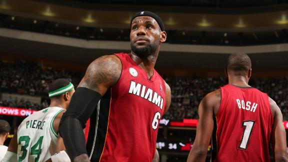 Video - Could Streak Hurt Heat?