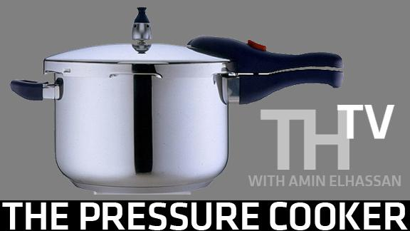 Video - The Pressure Cooker with Amin Elhassan