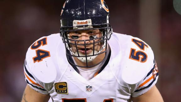 Video - Urlacher Wants To Play