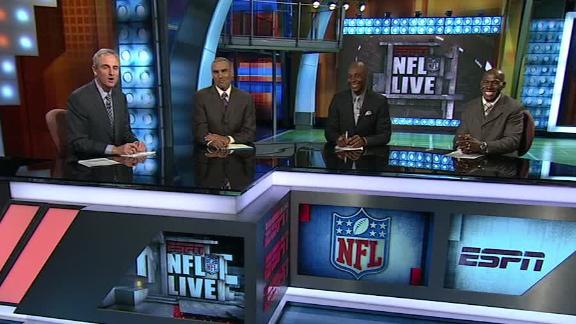 Video - NFL Live OT:  Most Successful Veteran Move