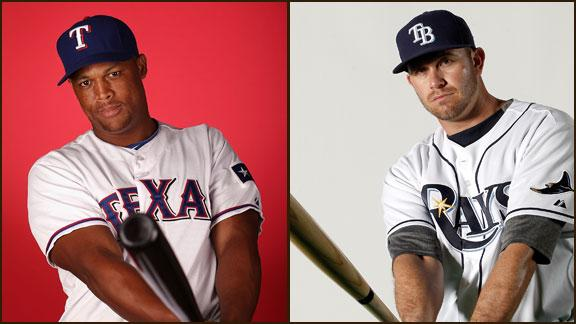 Video - BBTN Diamond Debate: Adrian Beltre vs. Evan Longoria