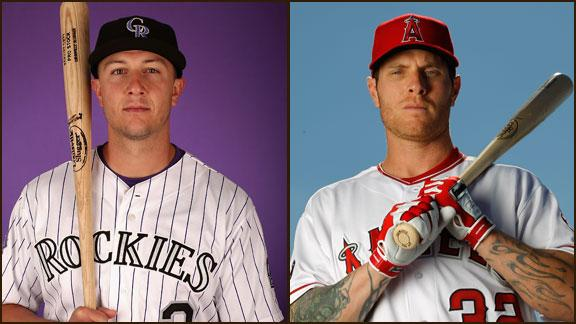 Video - BBTN Diamond Debate: Troy Tulowitzki vs. Josh Hamilton