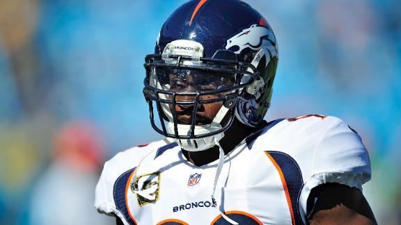 Video - Ravens Offer Dumervil A Contract