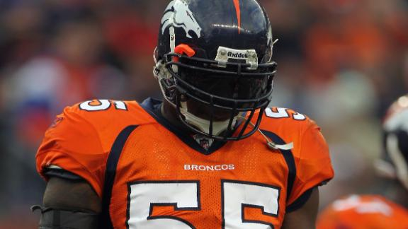 Filling void: Bears sign ex-Broncos LB Williams