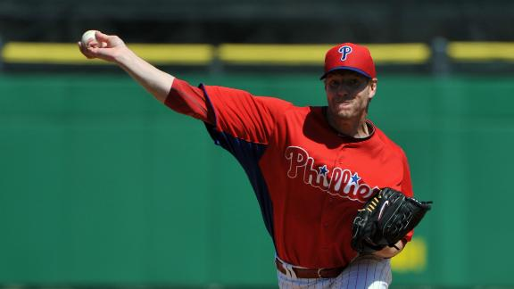 Halladay 'ready' for season despite poor outing