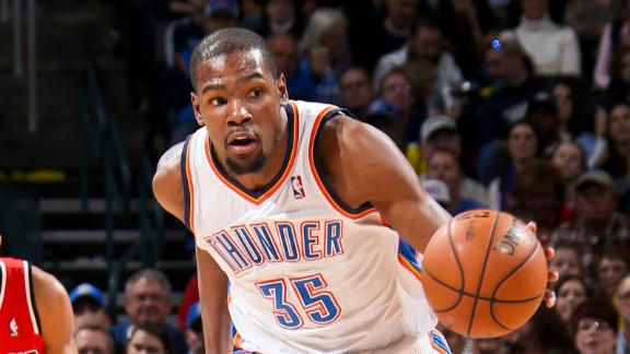 Video - Strong Second Half Lifts Thunder