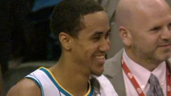 Video - Hornets Snap Nuggets' Streak