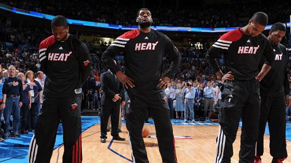 Video - How Are The Heat Doing It?