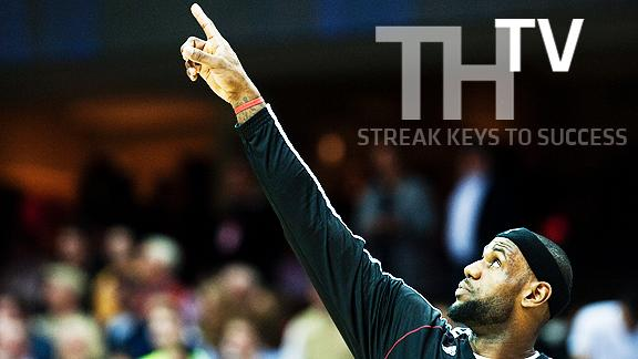 Video - Heat Streak Keys to Success