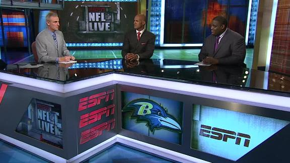Video - NFL Live OT: Ravens Land Dumervil