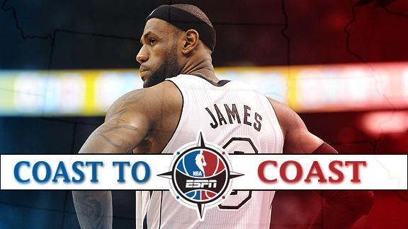 NBA: Coast to Coast - Miami Heat among great teams of all time?