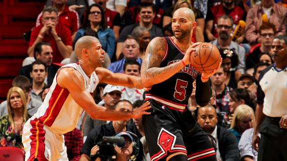 Bulls praise Heat streak ahead of showdown