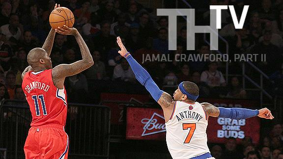 Video - With Jamal Crawford, Part II