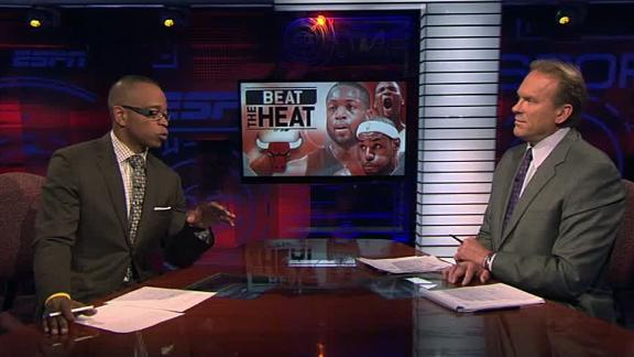 Video - How Did The Bulls Beat The Heat?
