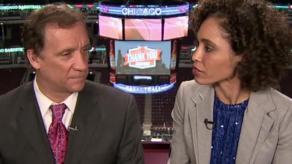 Video - Breaking Down The Bulls' Win