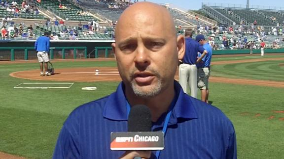 Video - Jesse Rogers Wraps Up Cubs Camp