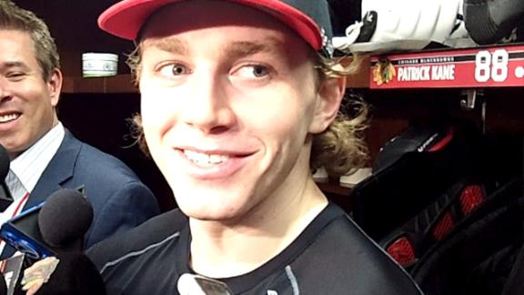 Video - Patrick Kane Talks Bulls-Heat