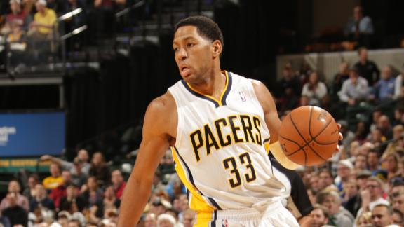 Pacers' Granger to have season-ending surgery