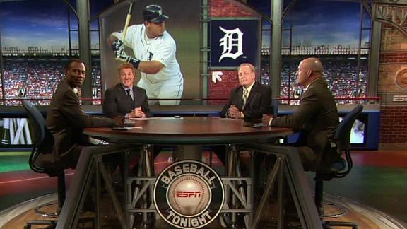 Video - Baseball Tonight 500: Miguel Cabrera
