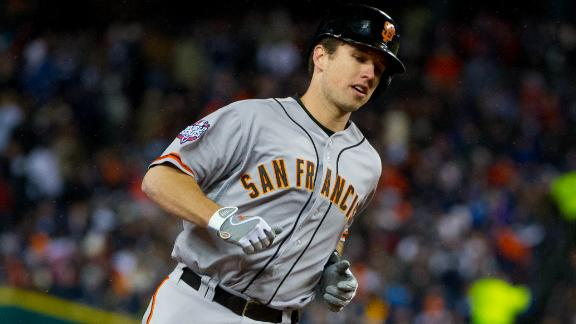 Giants lock up Posey on nine-year, $167M deal