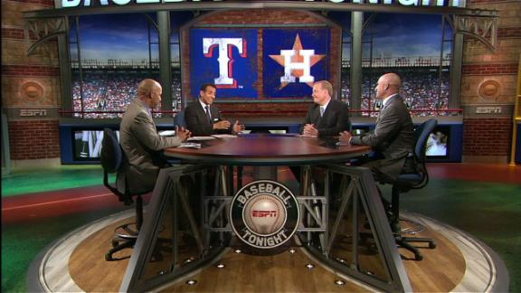 Video - MLB Sunday Night Preview: Rangers Vs. Astros