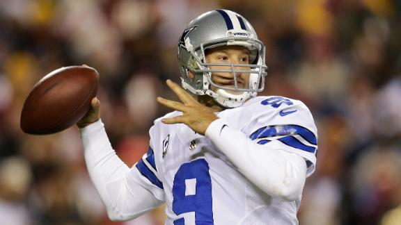 Taylor: Romo needs to rewrite his legacy