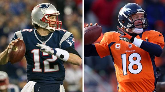 Video - On The Clock: Brady Or Manning?
