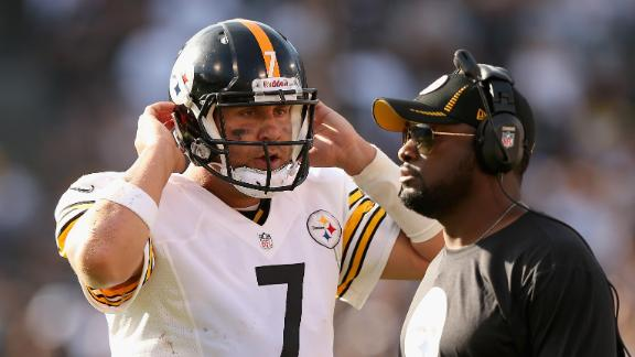 Video - On The Clock: Is The Steelers' Run Over?