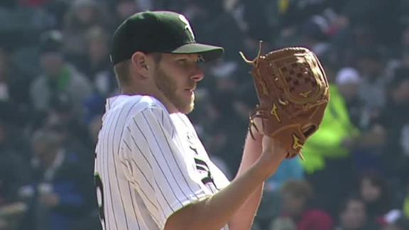 Video - Sale Takes Pitchers' Duel