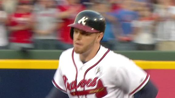 Video - Freeman Powers Braves Over Phillies