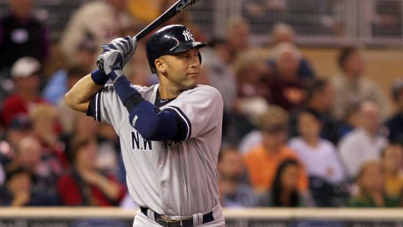 Video - Is Jeter A Top-5 Yankee?
