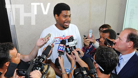 Video - Andrew Bynum, Max Contract Player?