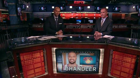 Video - Tyson Chandler's Return