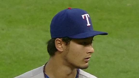 Video - Yu Darvish Comes Within One Out Of Perfect Game
