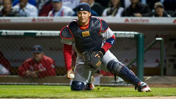 Video - SweetSpot TV: Best Catcher In Baseball