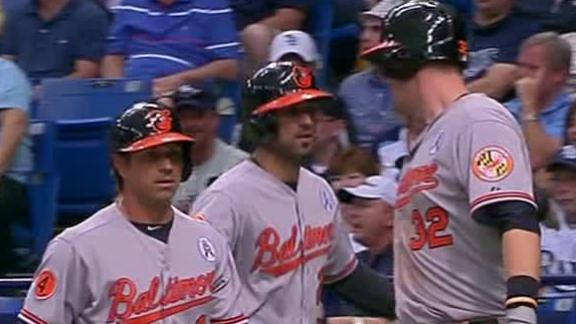 Video - Orioles Rally Past Rays
