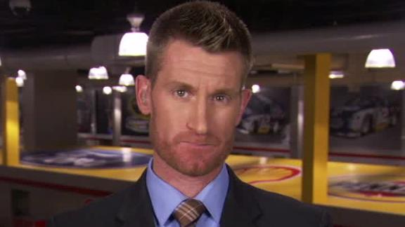 Marty Smith With The Latest On Logano, Hamlin Feud