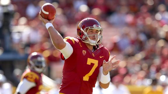 Cards to work out QB Barkley, source says