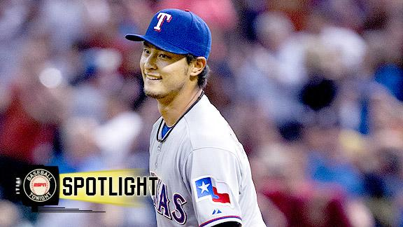 Video - Yu Darvish One Out Shy Of Perfect Game
